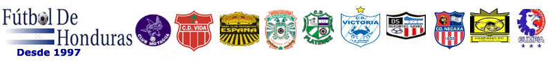 Logo Honduras Futbol