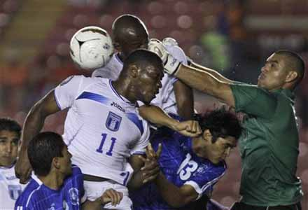 Panama UNCAF Soccer