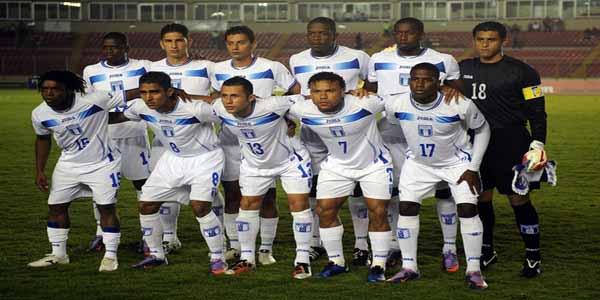 Selección Honduras UNCAF 2011