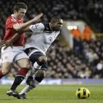 No pudo Tottenham con el ManU