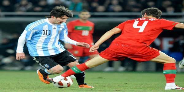 Argentina Portugal 2011