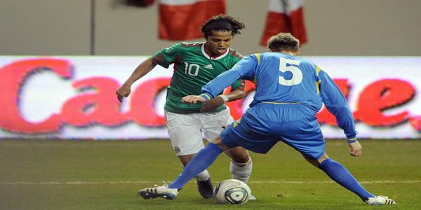 México venció a Bosnia