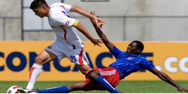 Costa Rica Haiti Pre Mundial U-17 2011