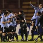 84 años después, Uruguay clasifica a los Juegos Olímpicos