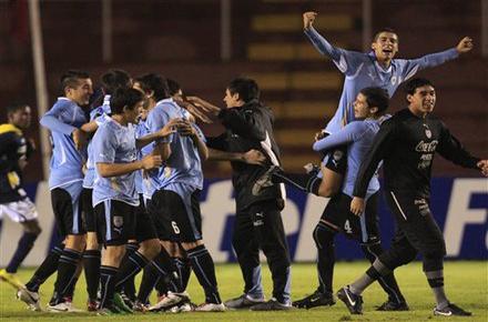 Uruguay a los Juegos Olímpicos