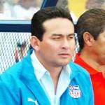 Jorge Jimènez serà asistente de Luis F Suàrez