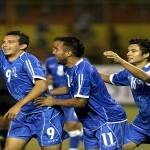 El Salvador se re encontró con los triunfos