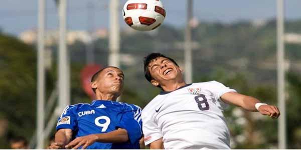 EUA Cuba Pre Mundial U17