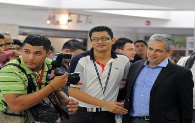 Ecuador llega a La Ceiba
