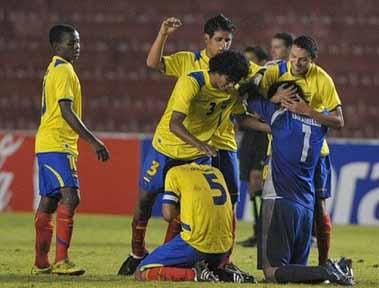 Ecuatorianos U20