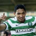 Emilio Izaguirre retornó en triunfo del Celtic