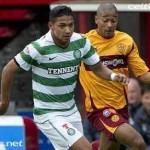 Emilio Izaguirre provocó un penal en la derrota de Celtic