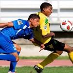 Video: Honduras:1 Jamaica:2