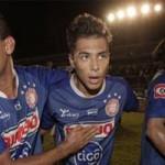 Goleando, Firpo asume el mando en El Salvador