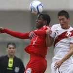 Chino Contreras da triunfo a Perú ante Panamá