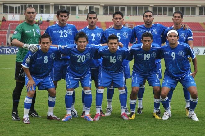 Selección El Salvador 2011