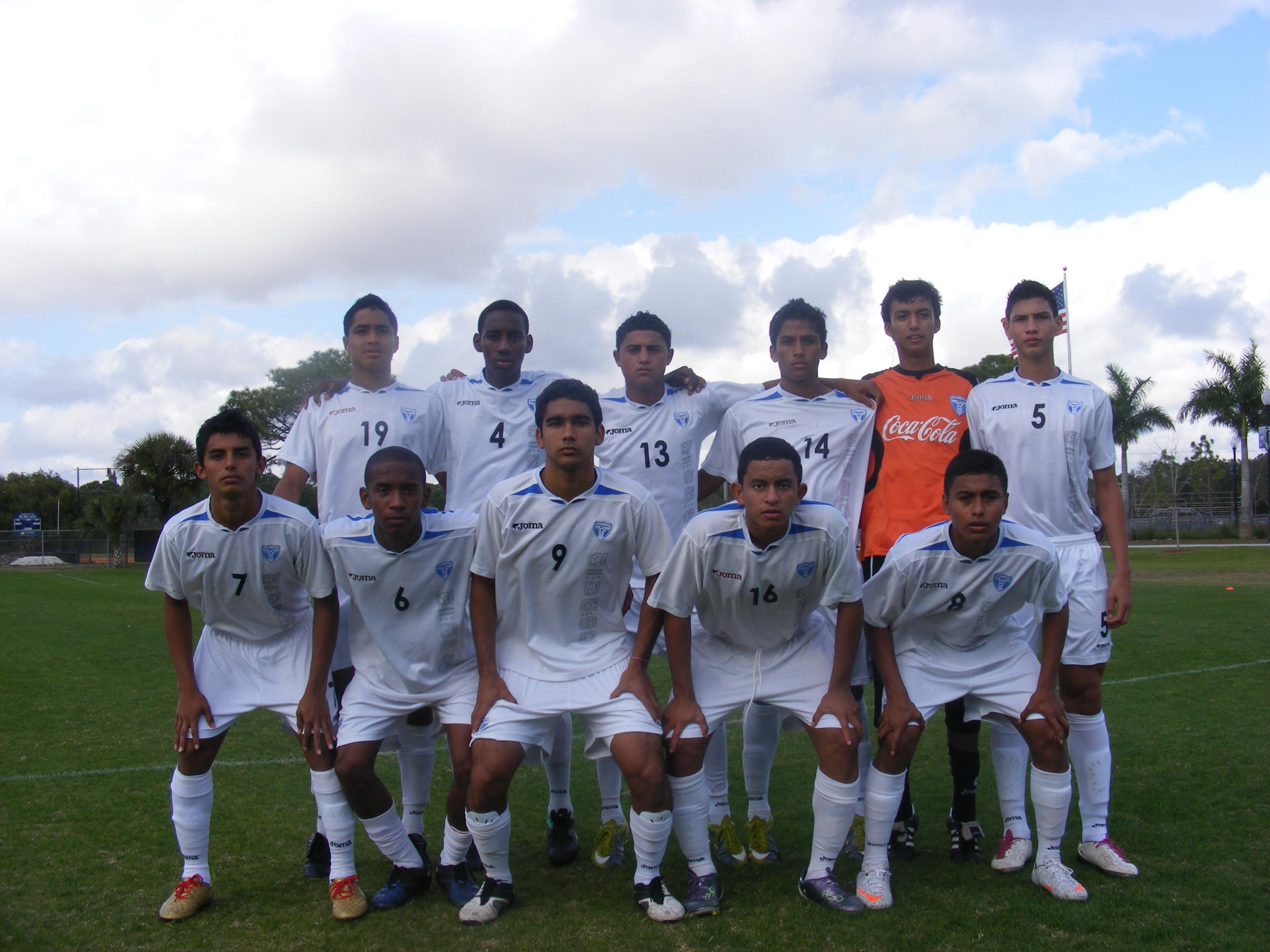 U17 Pre Mundial Jamaica 2011