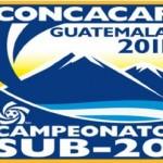 U-20: Guatemala y Jamaica, rivales de Honduras