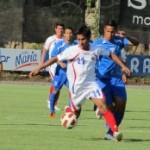 Honduras venció a Costa Rica a nivel U:20