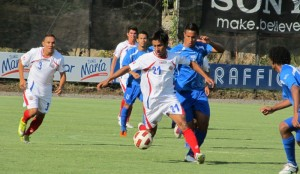 Amistoso Costa Rica Honduras U20