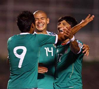 Celebracion Mexico U20