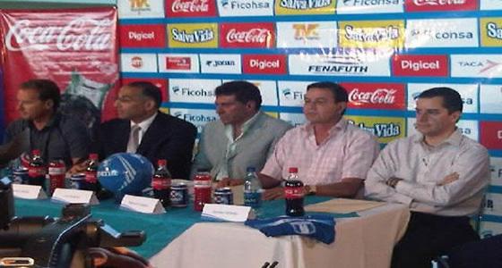 Presentación  Luis Fernando Suárez