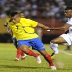 Honduras y Ecuador jugaràn el partido amistoso numero 13