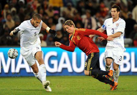 Estados Unidos contra España