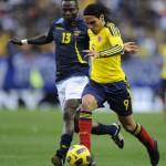 Colombia venció a una inofensiva Ecuador