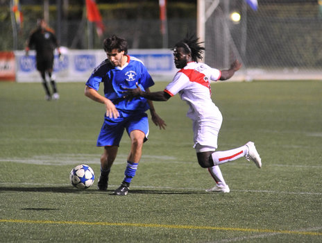Final Copa Latina 2011