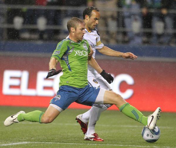Galaxy Seattle MLS 2011
