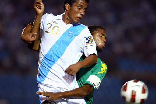 Guatemala Jamaica Pre Mundial Sub 20