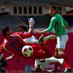 U-20: Empataron México y Honduras en el Azteca