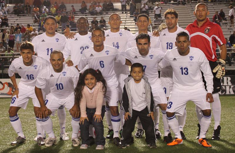 Honduras 5 Estrellas Copa Latina 2011