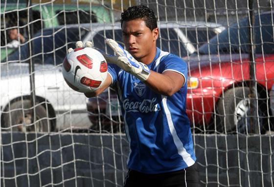 Marlon Licona portero Selección U20