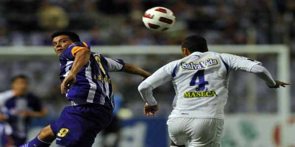 Fabio de Souza Alejandro Sequeira Campeones Concacaf 2011