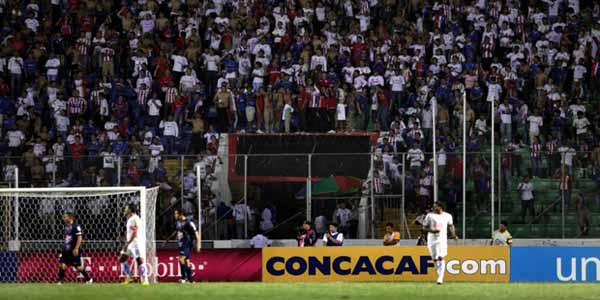 Saprissa Olimpia Campeones Concacaf 2011