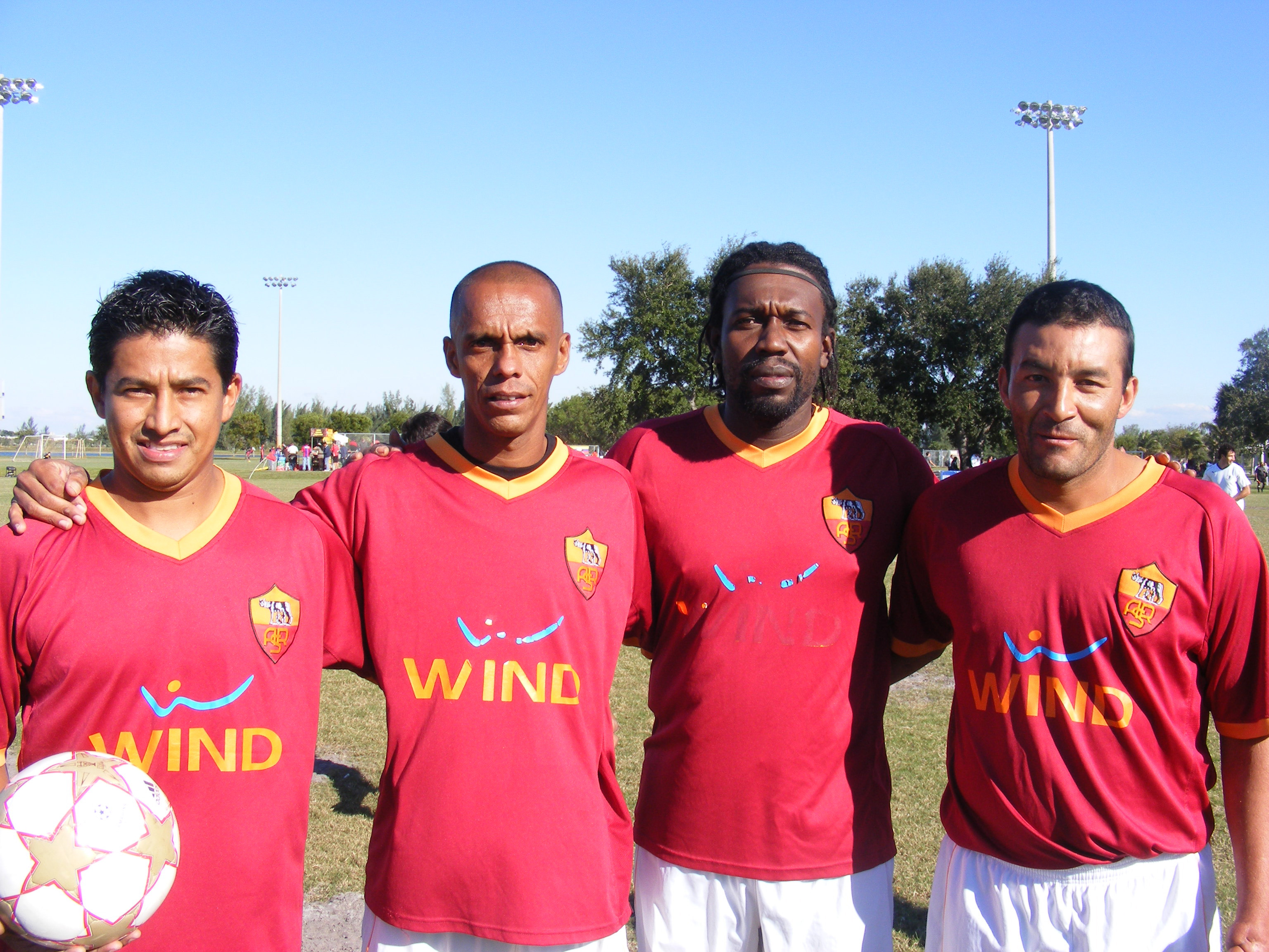Estrellas Honduras Roma Copa Latina 2011