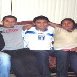 Los Najar Rodríguez están ansiosos del debut de Andy
