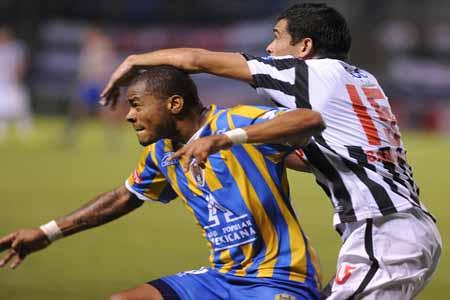 San Luis Libertad Copa Libertadores 2011