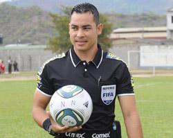 Arbitro Héctor Francisco Rodriguez