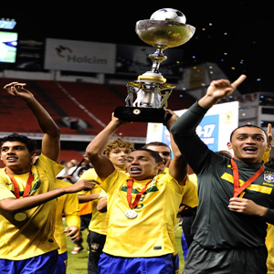 Brasil Campeón Sub 17 2011