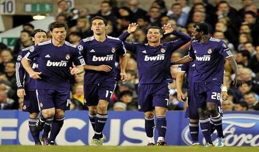 Celebracion Real Madrid