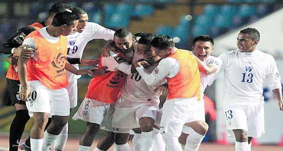 Celebracion U20 Pre Mundial de Guatemala