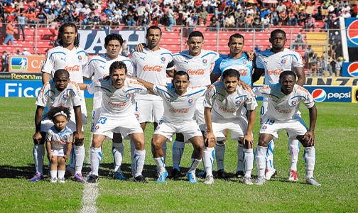 Club Olimpia Clausura 2011