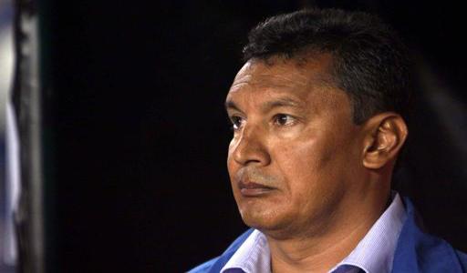 DT Javier Padilla Selección U20 de Honduras
