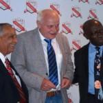 Alemán Otto Pfister, asume en Trinidad/Tobago