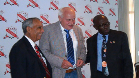 DT Otto Pfister Trinidad y Tobago