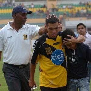 Descenso Hispano Raul Sambula