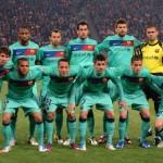 El Barça espera al Real Madrid en semi finales